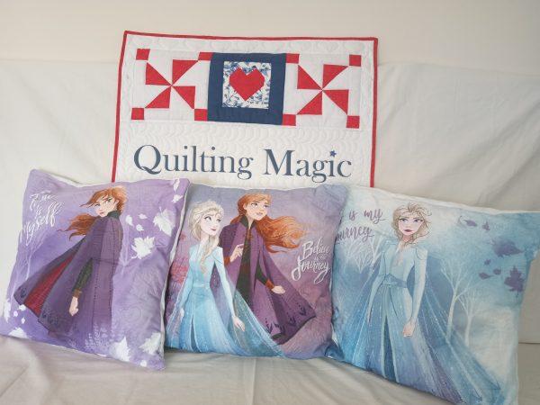 Frozen pillows