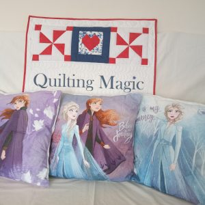 Frozen pillows
