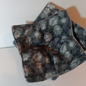 Bowl holder – reversible, dark, 8x8